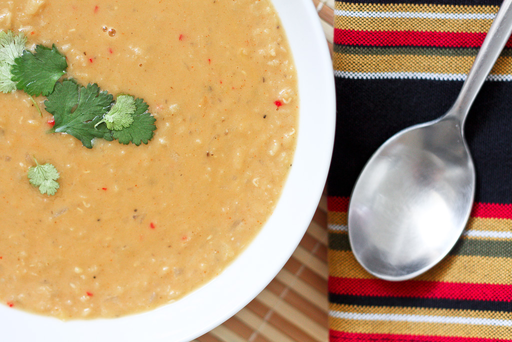 "10 Responses to ""Spiced Coconut Lentil Soup"""